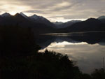 Loch Duich at dawn