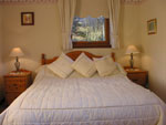 Double bedroom in one of the cottages